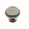 Baldwin 4635 Couture Collection Cabinet Knob in Satin Nickel