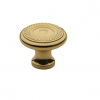 Baldwin Rope Cabinet Knob (4645, 4646) shown in Polished Brass (030)