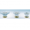 Omnia 4909 Crystal Cabinet Hardware