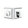 Emtek 8475 Neos Single Cylinder Deadbolt Polished Chrome (US26)