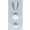 Omnia 9181 Stainless Steel Cabinet Knob
