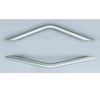 Omnia 9533 Stainless Steel Cabinet Pull
