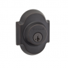 Kwikset Signature Series 980AUD-s SmartKey Grade 2 Single Cylinder Deadbolt