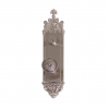 Brass Accents Renaissance Collection Gothic Deadbolt Plate