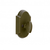 Emtek #1 Style Single Sided Deadbolt Medium Bronze (MB)