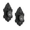 Nostalgic Warehouse Victorian Double Cylinder Deadbolt Oil Rubbed Bronze (OB)