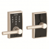 Schlage FE695CEN619BRW Century Touch™ Entry Lever Set with Broadway Lever