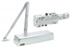 Pamex GC4400 Series Door Closer shown in Aluminum (AL)