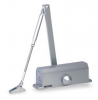 Pamex GC800 Series Door Closer shown in Aluminum (AL)