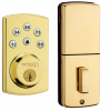 Weiser GED1460X2-3s Powerbolt 2 Touchpad Electronic Deadbolt with SmartKey