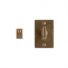 Rocky Mountain IP214 Metro Mortise Bolt with Emergency Release Trim