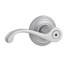 Kwikset Commonwealth 730CHL Privacy 26D Satin Chrome