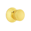 Schlage F10 Bel Passage Polished Brass 605