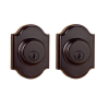 Weslock 1772 Premiere Double Cylinder Oil Rubbed Bronze (10B)