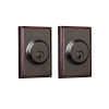 Weslock 3772 Woodward Double Cylinder Oil Rubbed Bronze (10B)