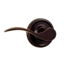 Weslock 600U Bordeau Passage Oil Rubbed Bronze (10B)