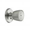 Weiser GAC331B Privacy 26D Satin Chrome