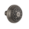 Nostalgic Warehouse Egg and Dart Knobs Only Antique Pewter (AP)