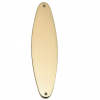 Brass Accents Oval Traditional Push Plate