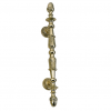 Brass Accents Deco Pull