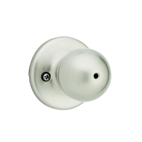 Weiser GAC331Y Privacy 15 Satin Nickel